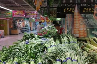 5月份肉蛋菜价格继续下降 你买菜的钱变少了吗